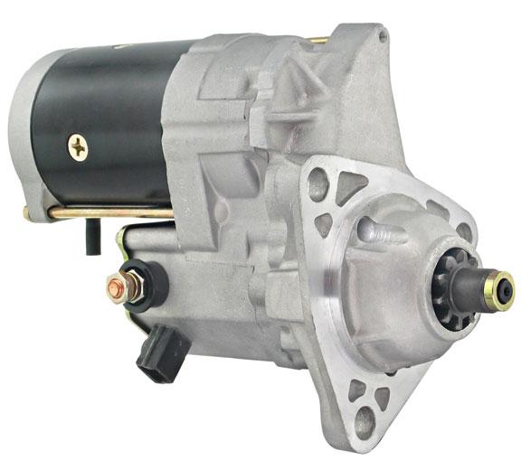 Alternators, Starters, Generators & Components Manufacturer - Dixie