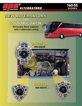 Alternators Brochures
